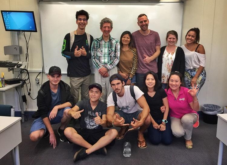 学生心得分享新西兰奥克兰HD