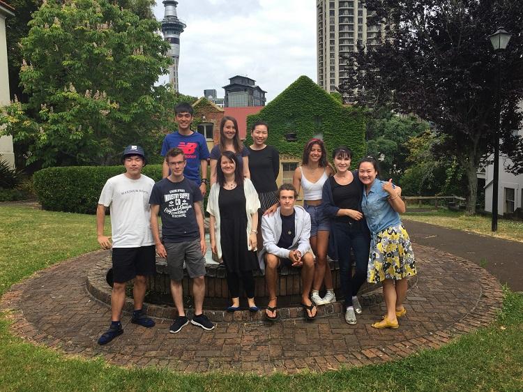 奥克兰新西兰学生心得分享