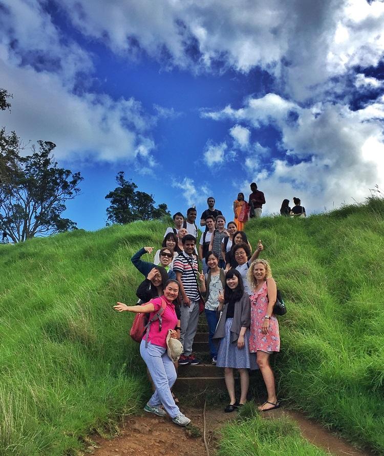 学生心得分享奥克兰新西兰