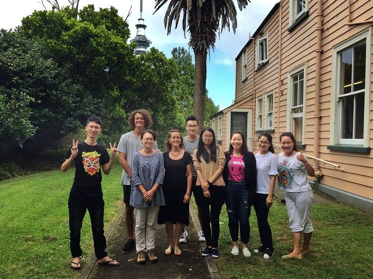 学生心得分享新西兰奥克兰