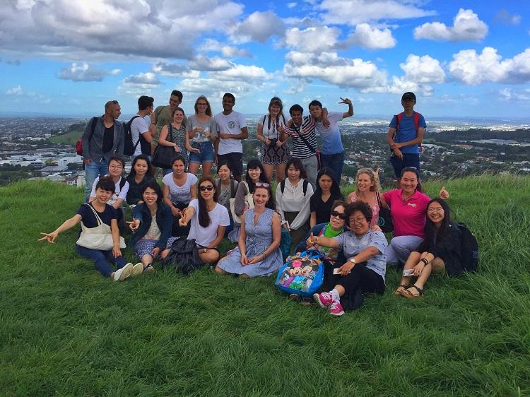 学生心得分享新西兰
