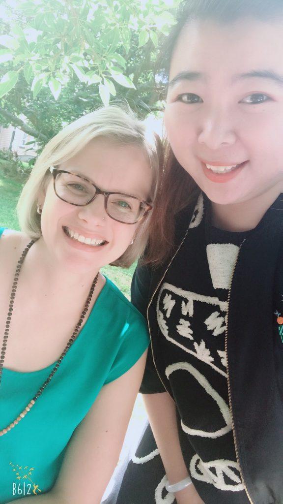 新西兰英文留学Liz