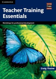 Teacher Training Essentials book at Languages International
