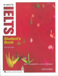 On Course for IELTS cover