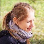 English student in Auckland - Antonina Kradina