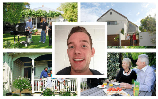 Homestay Auckland Gunther Blog