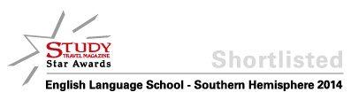 Best English school in Southern Hemisphere nomination