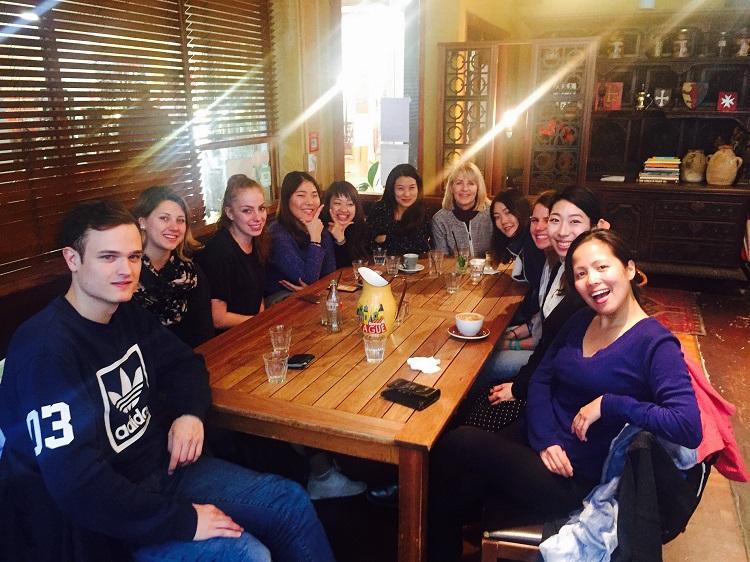 FCE class Auckland New Zealand