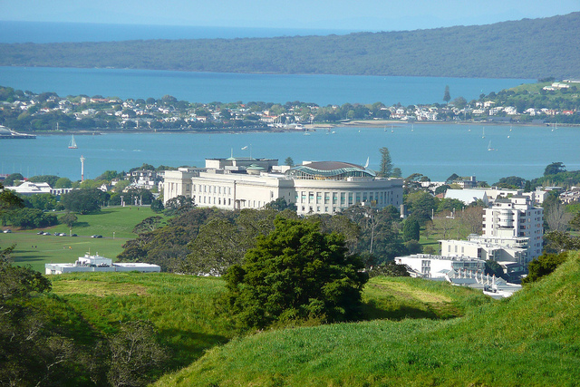 The Auckland Domain