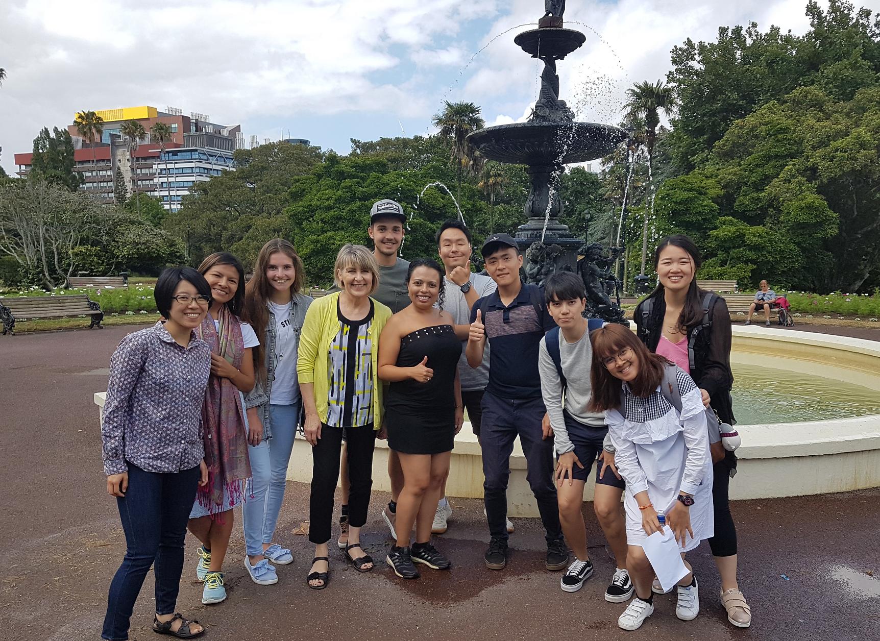 Mike - Cours d'Anglais a Auckland, Nouvelle Zelande
