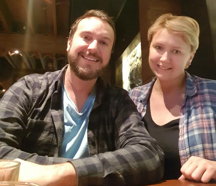 Amigos del curso de inglés en Auckland, Nueva Zelanda