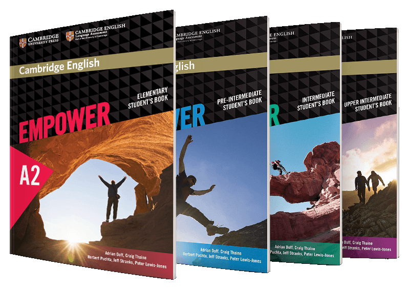 Books written by our staff languages international empower by craig thaine fandeluxe Images