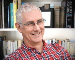 Author Craig Thaine