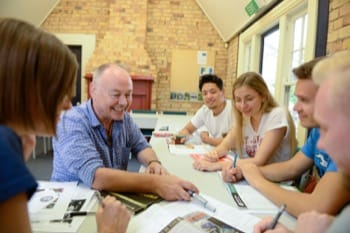 English course in Auckland, New Zealand