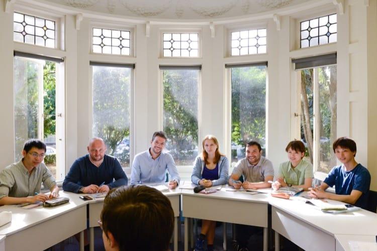 Auckland, Yeni Zelanda'da Genel İngilizce kursu