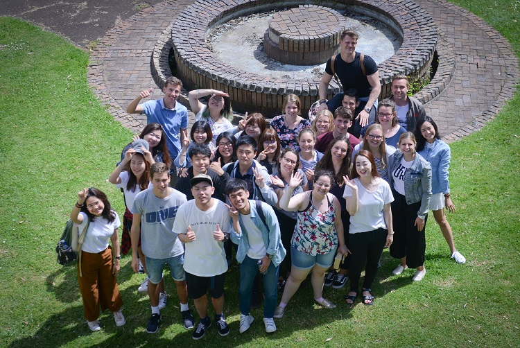English courses in Auckland, New Zealand