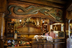 Photo of The Green Dragon at Hobbiton