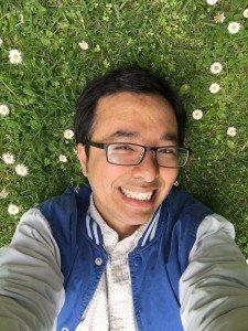照片:Kelvin在新西兰学习英语