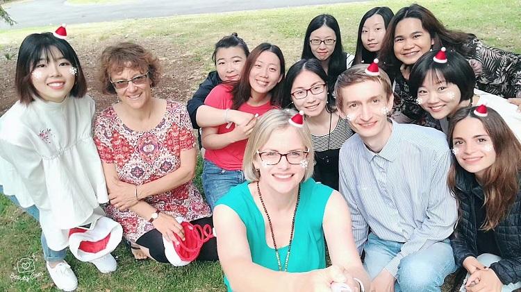 新西兰英文留学圣诞节
