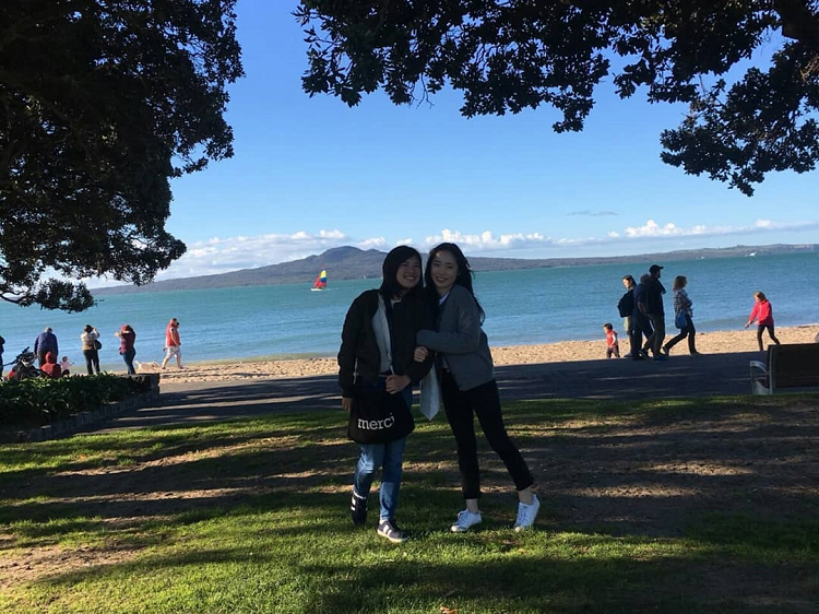 Mission Bay, Auckland, New Zealand