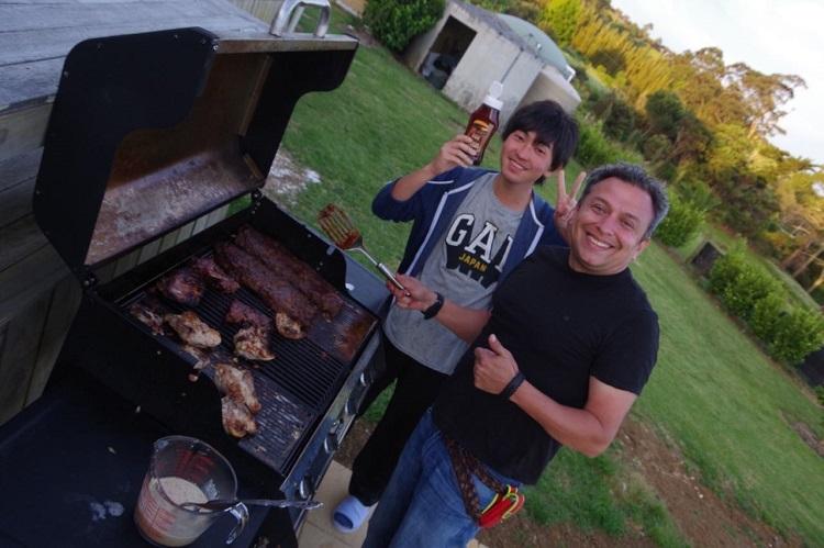 New Zealand BBQ