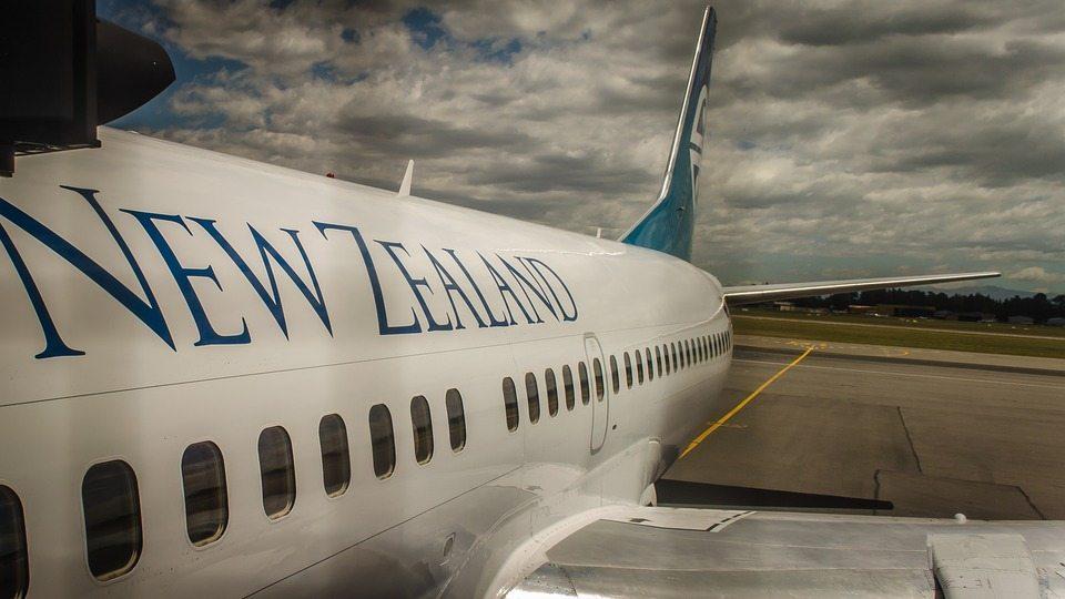 Nueva Zelanda avion