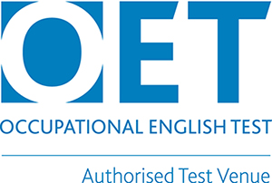 OET Authorised Test Venue logo