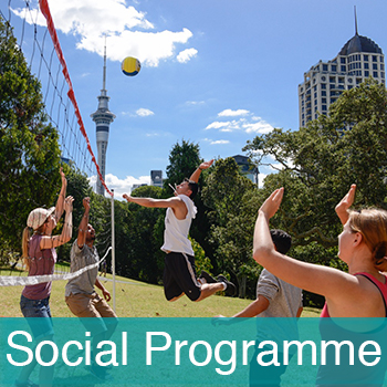 Social Programme at Languages International in New Zealand