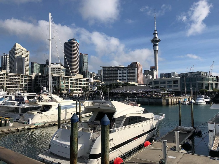 Waterfront, Auckland, Nova Zelândia